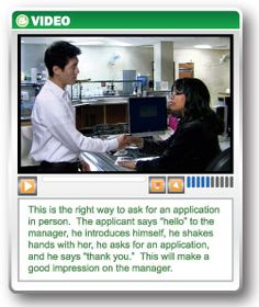 JobTIPS, a program for helping individuals on the autism spectrum navigate the employment process