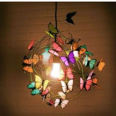 34 New Ideas for diy lamp chandelier lampshades Home Crafts, Diy And Crafts, Arts And Crafts, Paper Crafts, Decor Crafts, Diys, Art Diy, Creation Deco, Diy Room Decor