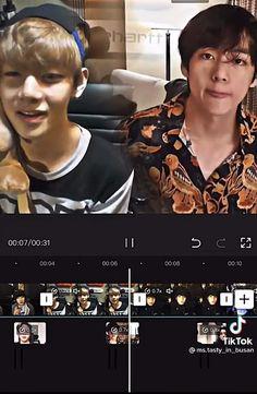 Bts Aegyo, Bts Maknae Line, Jungkook Abs, Bts Taehyung, Bts Funny Videos, Funny Videos For Kids, Photoshoot Bts, Bts Bulletproof, Bts Beautiful