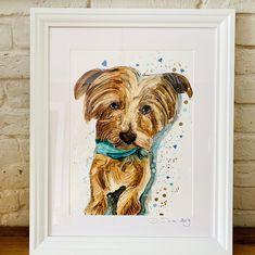 "didArt Studio on Instagram: ""I love him 😍#inkartwork #inkpainting #paintdog #lovepets #custompaint #paintpets #paintfororder #lovelygift"" I Love Him, My Love, Ink Painting, Custom Paint, Your Pet, Moose Art, Studio, Pets, Animals"