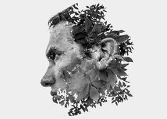 Double Exposure is a really cool (photographic) technique that combines 2 different images into a single image. Amazing photos by amazing photographers.