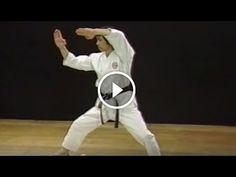 26 classic shotokan karate kata by kanazawa hirokazu Jka Karate, Wado Ryu Karate, Karate Do, Shito Ryu Karate, Karate Classes, Judo, Jiu Jitsu, Shotokan Karate Kata, Karate Quotes