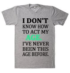 I DON'T KNOW T-SHIRT – Shirtoopia Funny Tshirts, Funny Jokes, Puns, Comedy, Clean Puns, Funny Pranks, Jokes Quotes, Word Games, Comedy Movies