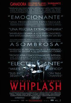 #EnCartelera #MusicaYObsesion #Whiplash