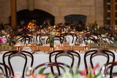 Tablescape   Photos by Hilary Cam Photography  #Bendooley Estate #Southern Highlands
