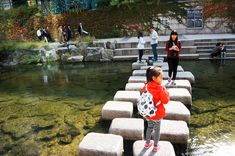 How the Cheonggyecheon River Urban Design Restored the Green Heart of Seoul | Inhabitat - Sustainable Design Innovation, Eco Architecture, Green Building