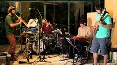 Pierre Stocker Quartet : Tribal Jam (ensaio Maio 2014)