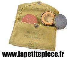 Coque de casque amricain m1 us ww2 us deuxime guerre mondiale gas mask waterproofing kit m1 us ww2 altavistaventures Image collections