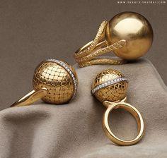 Emmy DE * Bottega Veneta #rings