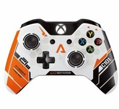 Titanfall Xbox One Modded Controller $139.95 http://rapidfiregamer.com/titanfall-xbox-one-modded-controller/ #titanfall #xboxonemoddedcontrollers #moddedcontrollers #xboxcontrollers
