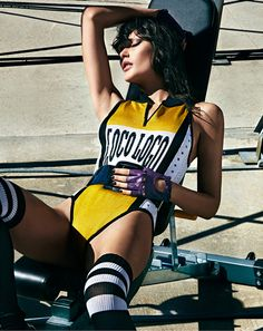 ☆ Catherine McNeil | Photography by James Macari | For Vogue Magazine Mexico | April 2015 ☆ #Catherine_McNeil #James_Macari #Vogue #2015