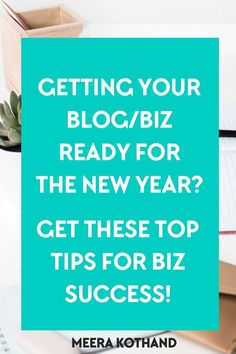 Getting  your  blog or biz  ready  for  the  new  year?  Here  are  7  MUST-ASK  questions  for  planning  success so you can reach your goals!  #newyears  #biztips Online Entrepreneur, Business Entrepreneur, Business Tips, Online Business, Online Marketing, Content Marketing, Business Marketing, Starting Your Own Business, Blogging For Beginners