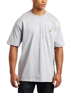 Carhartt Men's Workwear Pocket T-Shirt: http://www.amazon.com/Carhartt-Mens-Workwear-Pocket-T-Shirt/dp/B002G9UDKU/?tag=dihia-20