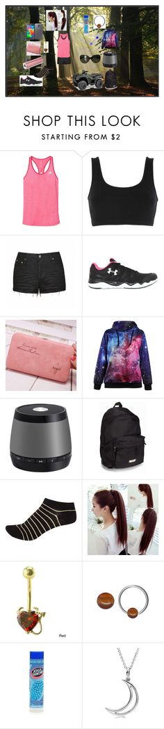 """Four wheeling"" by thatbitch4ever on Polyvore featuring adidas, adidas Originals, Ally Fashion, Samsung, Under Armour, DAY Birger et Mikkelsen, River Island, Allurez and Prada"