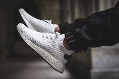 """adidas NMD R2 black white """"panda"""""""