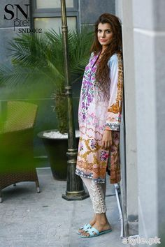 Sobia Nazir Pret Wear Collection 2015 For Women 5 Punjabi Fashion, Indian Fashion, Pakistani Outfits, Indian Outfits, Eastern Dresses, Bridal Outfits, Indian Wear, Dress Collection, Stylish Outfits