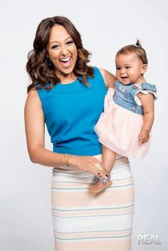 Tamera & her adorable daughter.