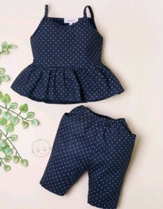 ♦️Casual dress for ur lil princess 👗 Book ur orders now 🔔 ♥️All sizes available ♥️ For any qery or detail dm or whatsapp us at Kids Dress Wear, Little Girl Outfits, Little Girl Fashion, Little Girl Dresses, Kids Outfits, Kids Fashion, Fashion Outfits, Baby Dress Design, Baby Girl Dress Patterns