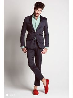men's fashion & style — El Burgués Spring/Summer 2014