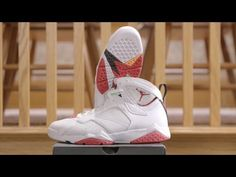 20e926203980b3 Air Jordan VII (7) Retro Hare Unboxing + Review + On Feet