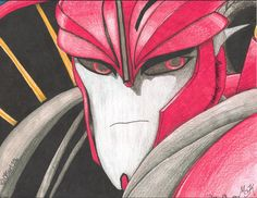 Knockout from Transformers Prime