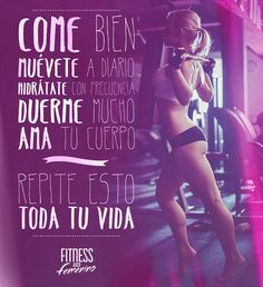 Fitness Mujer Motivacion Frases 19 Ideas For 2019 Frases Fitness, Gym Frases, Fitness Quotes, Fitness Motivation, Sport Motivation, Exercise Motivation, Mens Fitness, Fitness Tips, Fitness Style