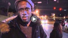 Gentleman from Ivory Coast Tear-gassed by Ferguson Police
