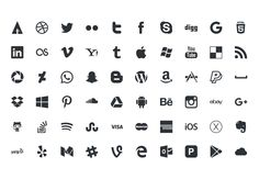 Picons Social Media Vector Icons Icons 16px AI Android Apple Behance CSH Dribbble EPS Facebook Free Google Google Plus Graphic Design HTML5 Icon Instagram iOS Linkedin Pinterest PNG PSD Resource RSS Social Media SVG Twitter Vector Windows WordPress YouTube