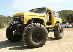 '79 Ford Bronco Bronco Truck, Old Ford Bronco, Cool Trucks, Big Trucks, Ford 4x4, Ford Girl, Jeep Suv, Drag Cars, Custom Trucks