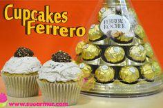 Sugar Mur: Cupcakes Ferrero