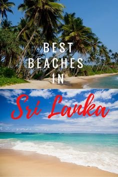 Discover the best beaches in Sri Lanka. Click through to discover Sri Lanka's best beaches for swimming, snorkelling, sun tanning and simply relaxing in paradise!