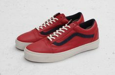Classic or Cool: The Vans CA Old Skool Reissue Leather.