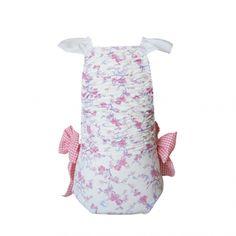 Fato de banho laços rosa (licra)