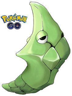 Metapod 1 de Pokémon Go