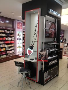 smashbox zurich