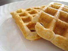 Gramma's perfect waffles