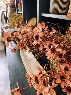 Fall stems in the prettiest tone