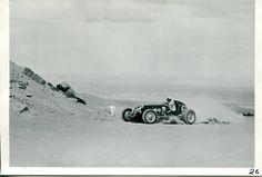 1951_Johnny Mauro_Esmerelda car Pikes Peak Hill Climb