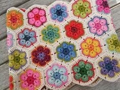 IDA Interior LifeStyle: Crochet {summer} inspirations