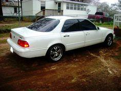 Acura Legend V6 LS