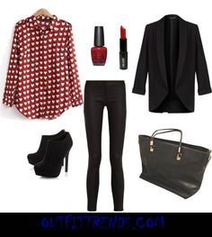 Top 20 Amazing Outfits Ideas For Valentine's Day