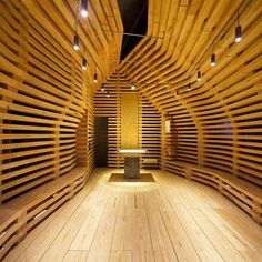 Chapel Tree of Life by Cerejeira Fontes Arquitectos  #architecture #religious-buildings