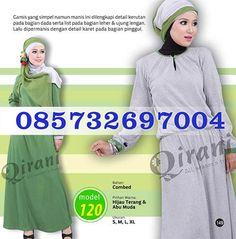 Gamis Qirani Model 120 Hubungi  085732697004 PIN BB D10F64D6