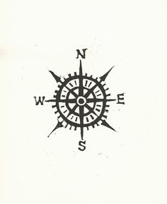 The compass- to go with the anchors...?