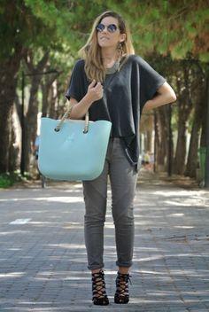 bpla'style by belén plá: OUTFIT | MY OBAG BAG
