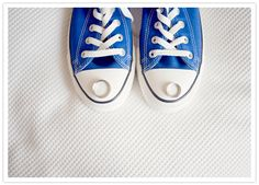 something blue converse wedding ring shot perfect since thw guys are wearing these same shoes!