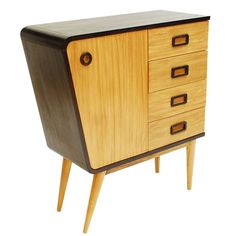 Retro pine-effect sideboard from Dunelm Mill