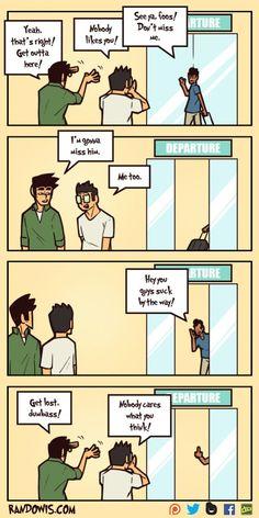 Comics | RandoWis
