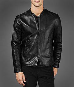 Leather jacket shortlist. Collection -> New Arrivals - John Varvatos Official Site: Shop Online