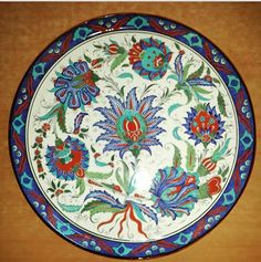 Istanbul, Middle, Plates, Tableware, Licence Plates, Dishes, Dinnerware, Griddles, Tablewares